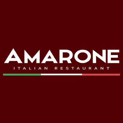 Logo for Amarone Restaurant